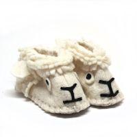 Lamb booties