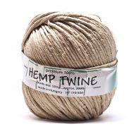 3 mm hemp twine
