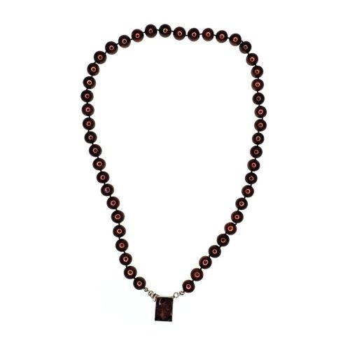 Intaglio Pearls necklace