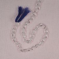 9 mm quartz teardrop beads